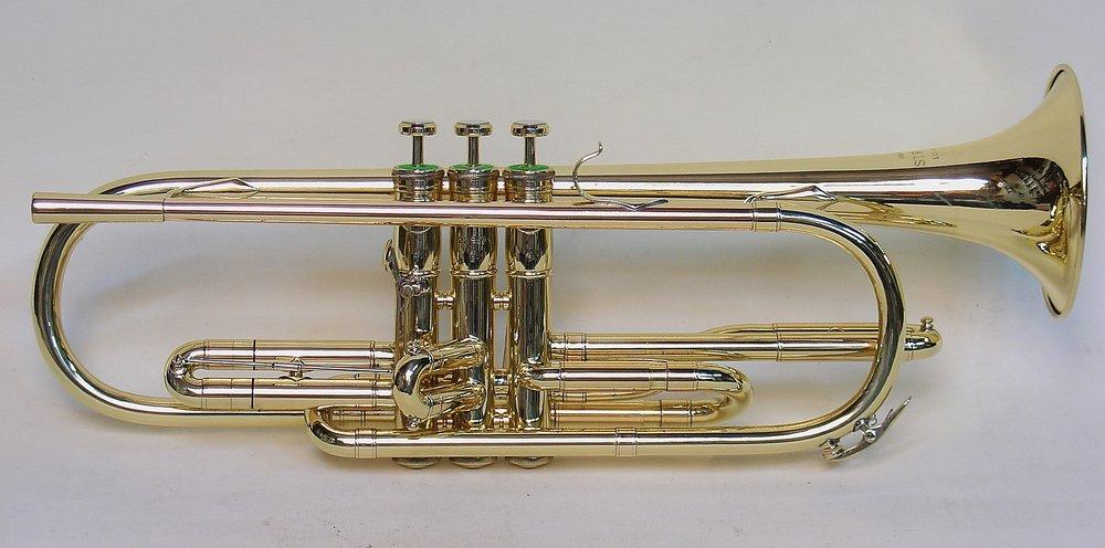 Alto Trumpet by George Strucel