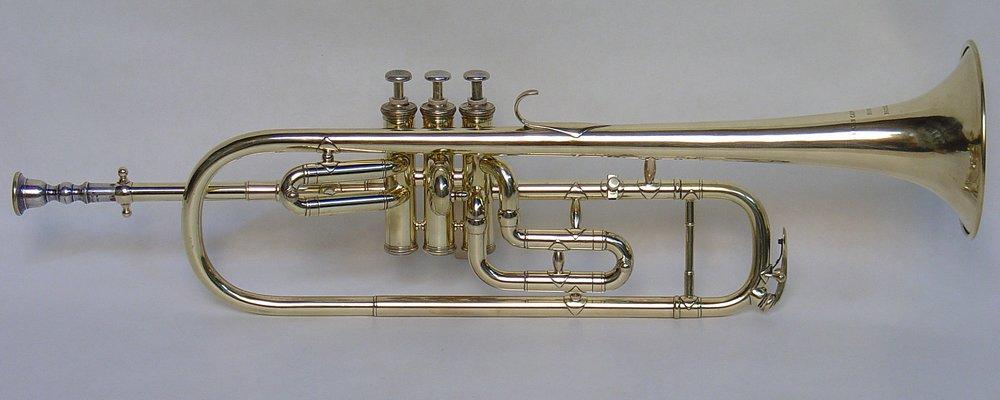 Belgian Trumpet by van Cauwelaert