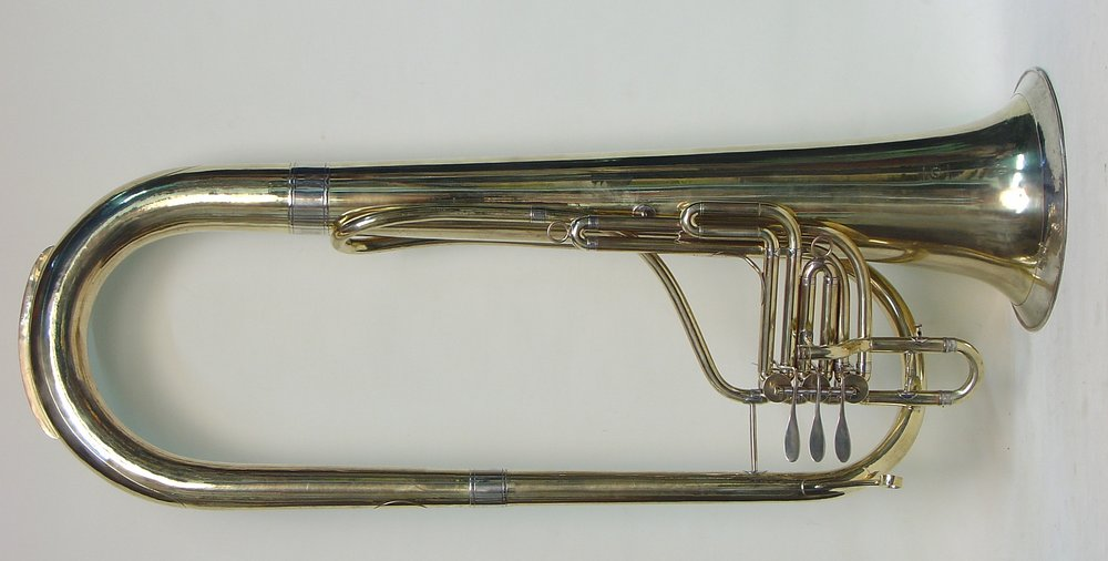 Centennial Model Tuba by Henry Lehnert