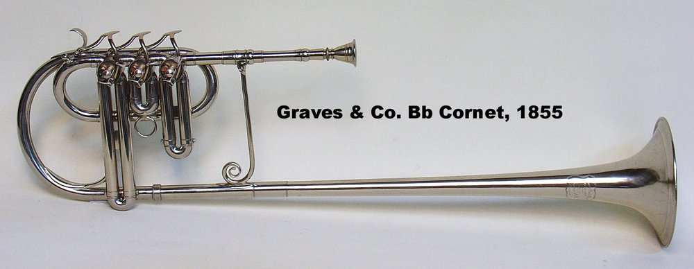 Graves Bb Cornet