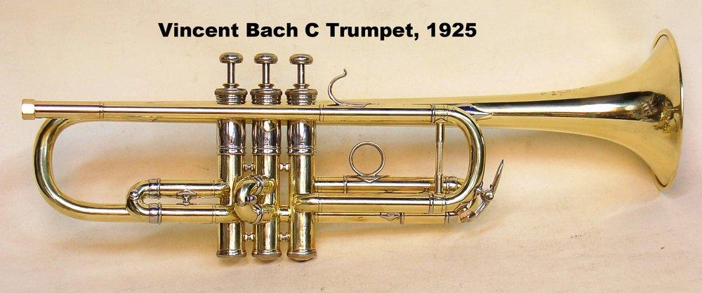 Bach C Trumpet, 1925