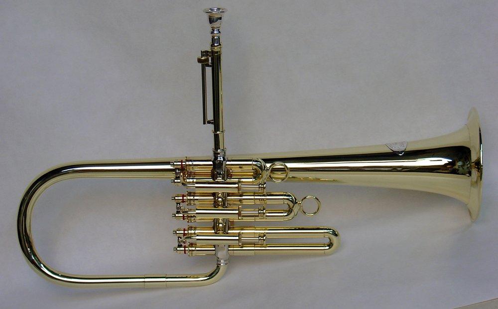 Replica 1840s Saxhorn