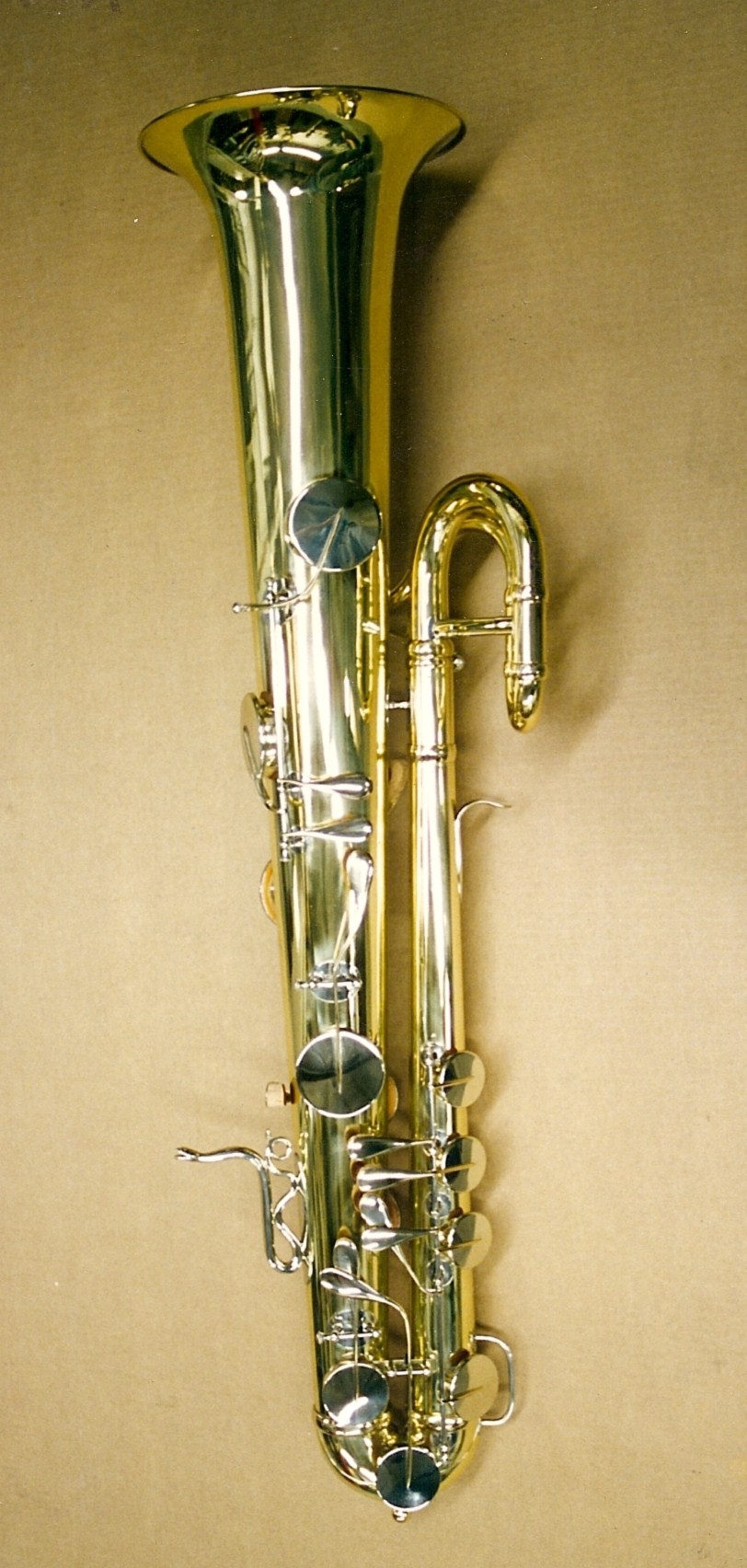 C Bass Ophicleide