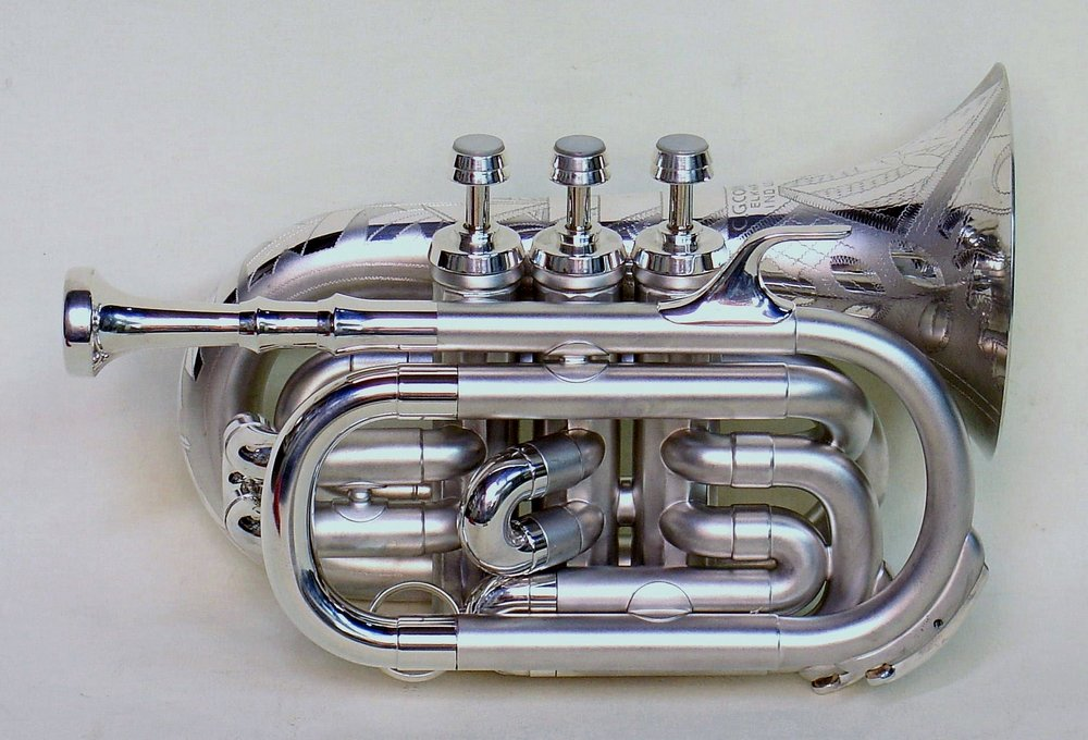 Conn Vocabell Pocket Trumpet