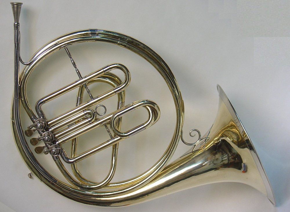 Wright French Horn