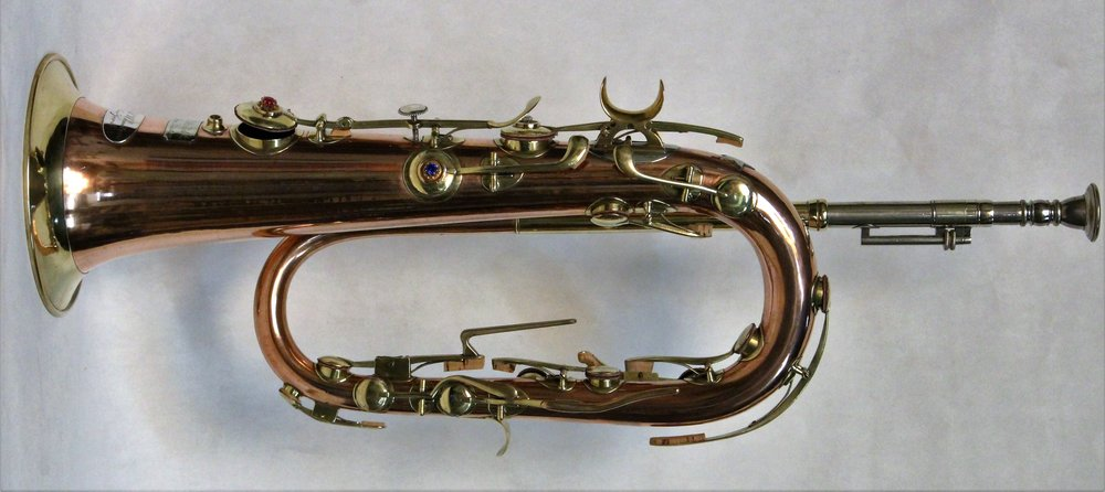 Eb Keyed Bugle, Highly Improved