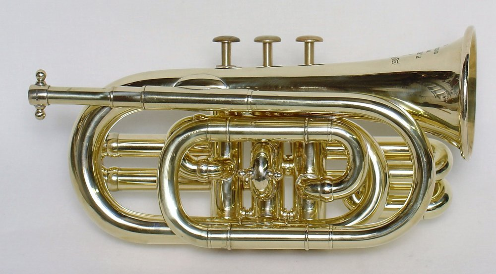 Besson Pocket Cornet Conversion