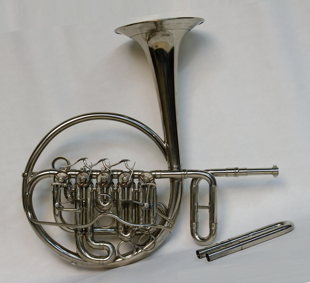 Circular Cornet with Five Valves