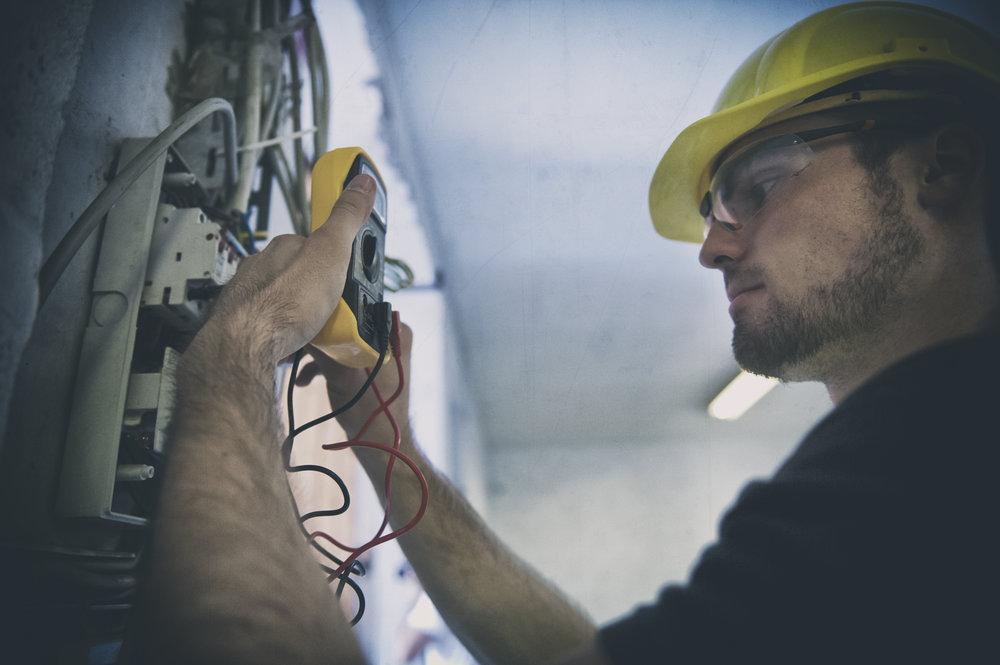 ELECTRICAL EMERGENCY