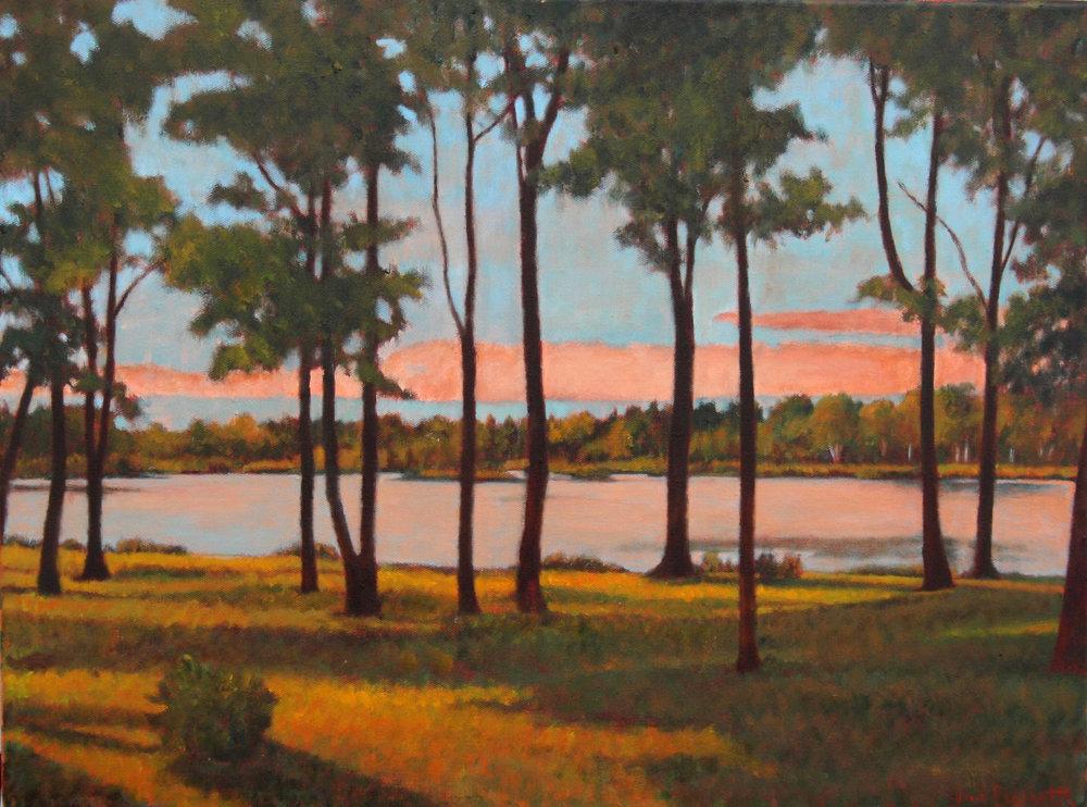 River's Edge 18 x 24