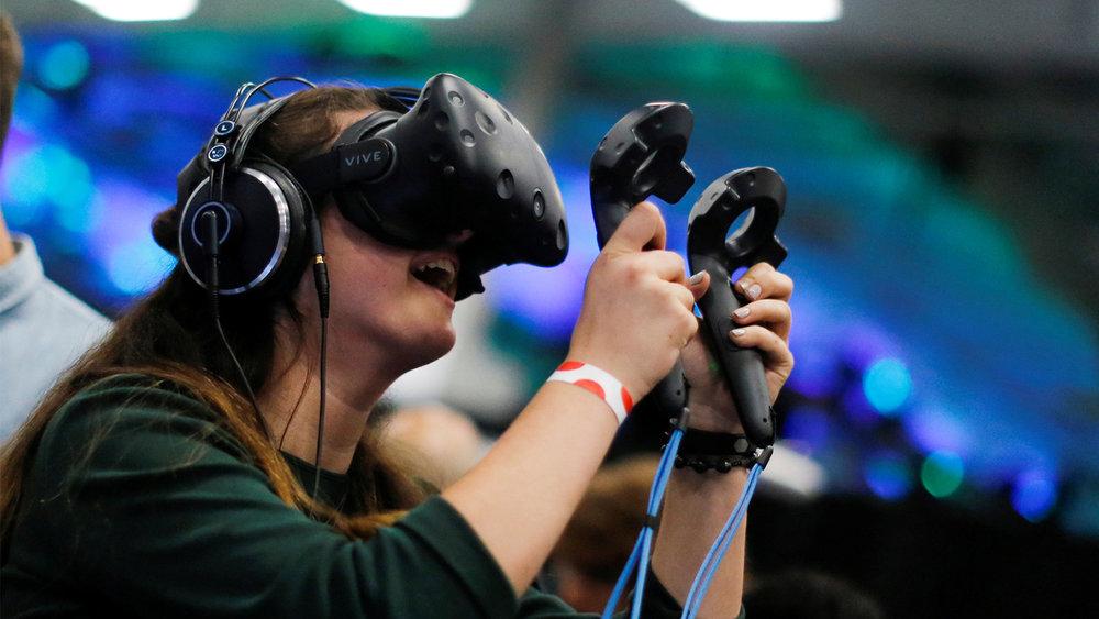 Virtual Marketing - VR brand experiences