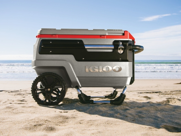 Best Yeti alternative ever, the igloo trailmate liddup edition