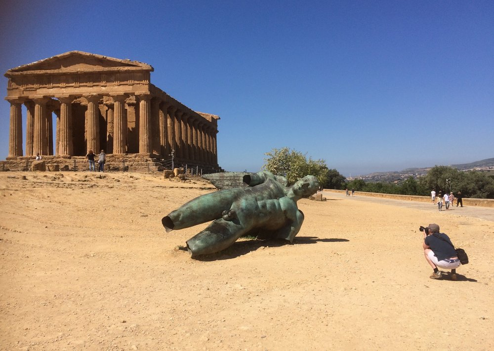 Travel Road Trip Sicily