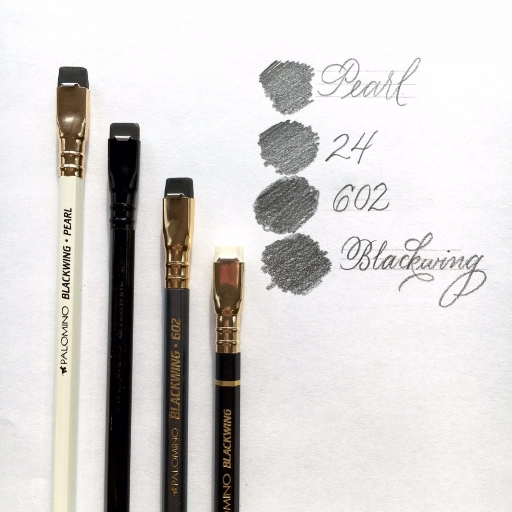 blackwing pencil comparison
