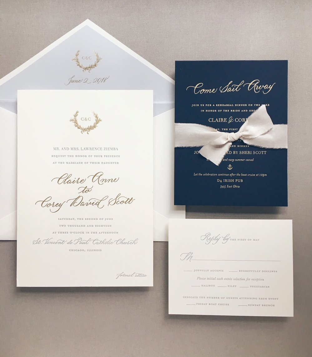 Suite Design: Emily Bailey  Spot Calligraphy: Joi Hunt