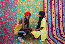 "2Many Siblings, Nairobi. From their exhibit ""Fashion Cities Africa"""