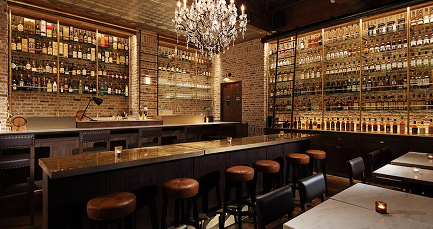 Tokyo Whiskey Library, one of the 60 venues featured for Tokyo Cocktail Week.