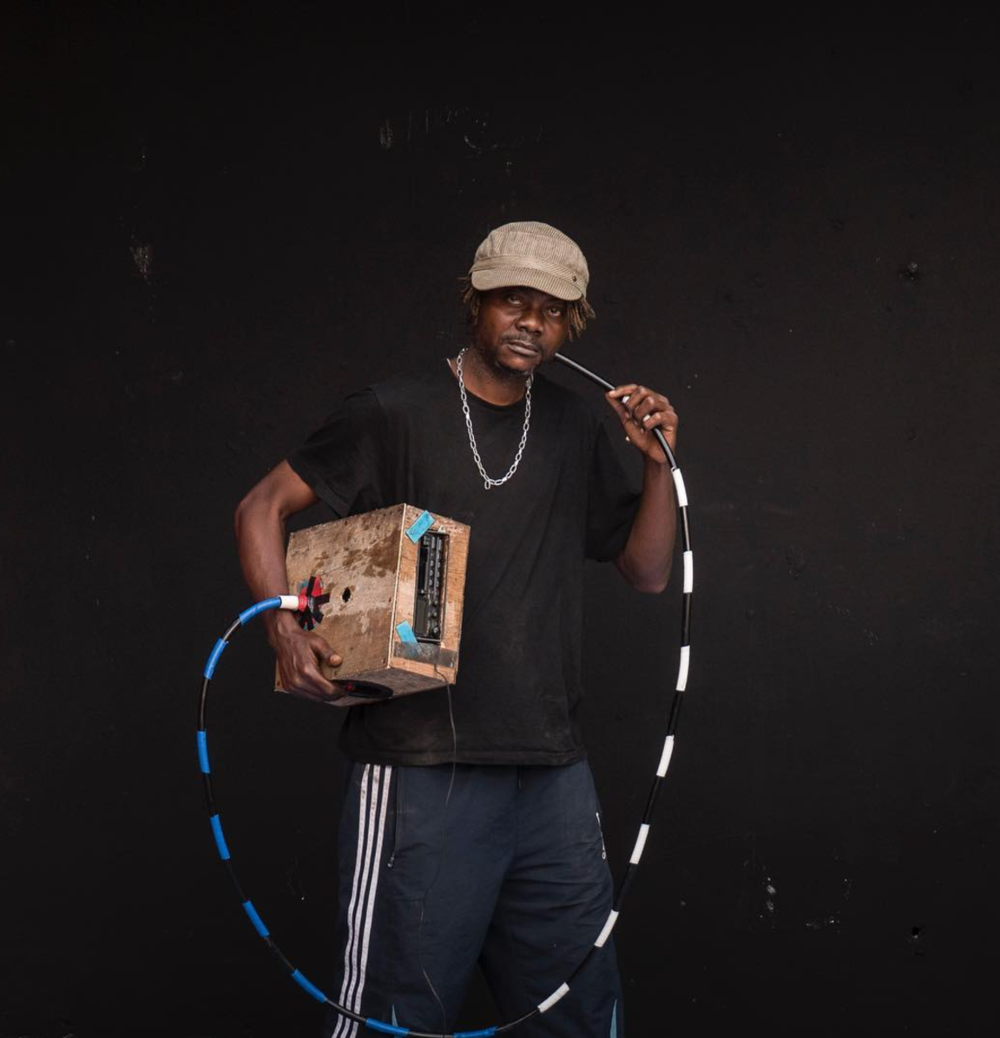 Kokoko! from DRC Congo released new EP and single Likolo - Globetrotter Magazine 03.png