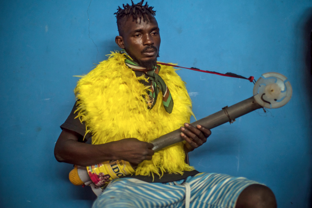 Kokoko! from DRC Congo released new EP and single Likolo - Globetrotter Magazine 01.png