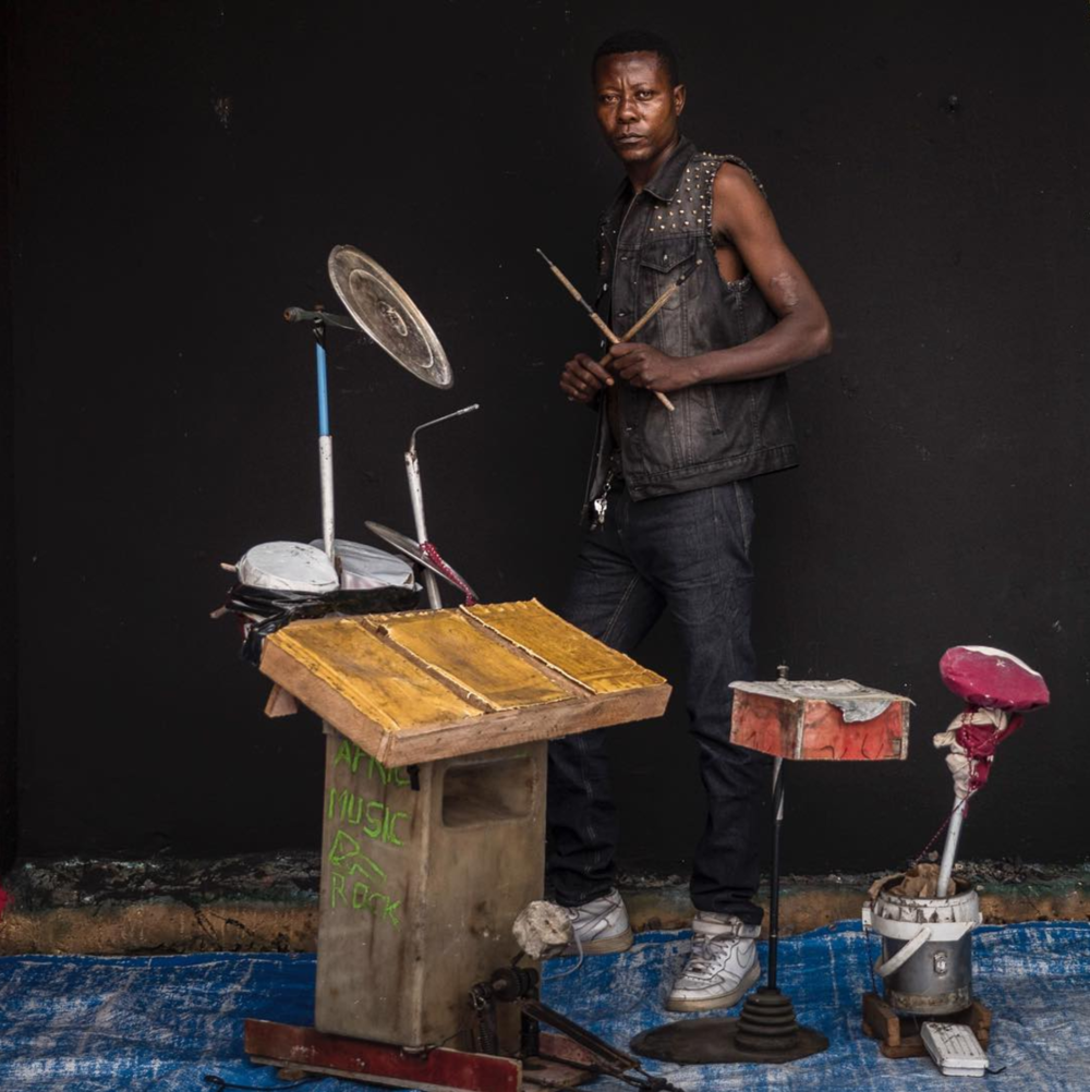 Kokoko! from DRC Congo released new EP and single Likolo - Globetrotter Magazine 04.png