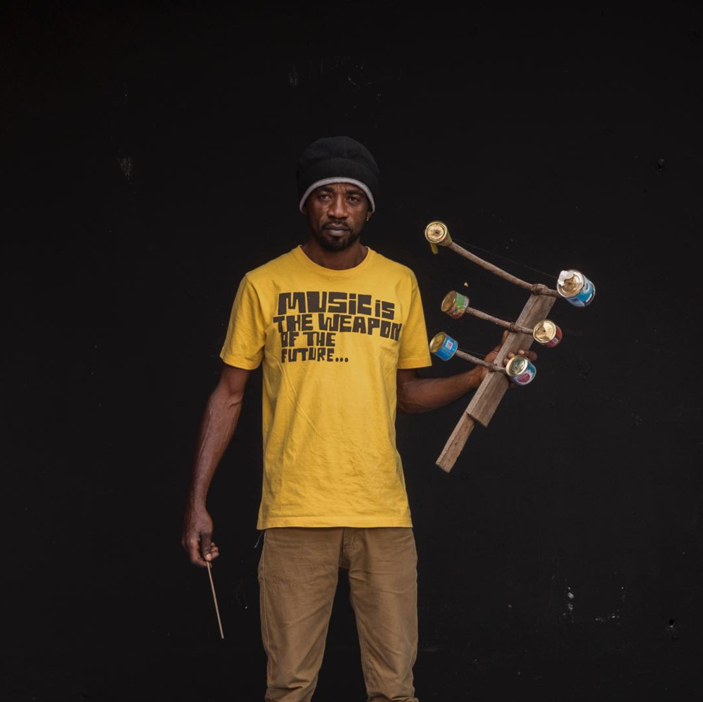 Kokoko! from DRC Congo released new EP and single Likolo - Globetrotter Magazine 05.png