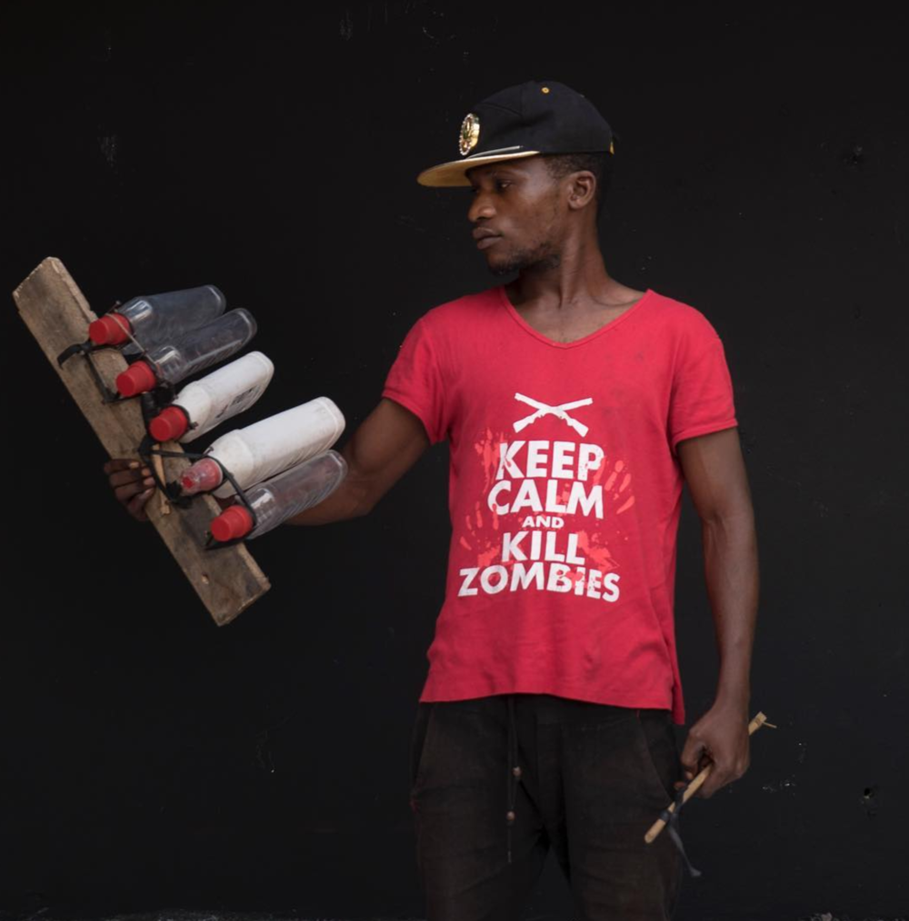 Kokoko! from DRC Congo released new EP and single Likolo - Globetrotter Magazine 06.png