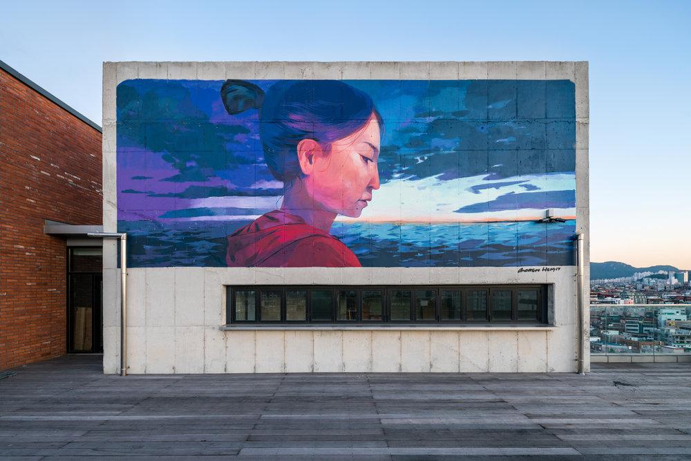 Mural by Andrew Hem