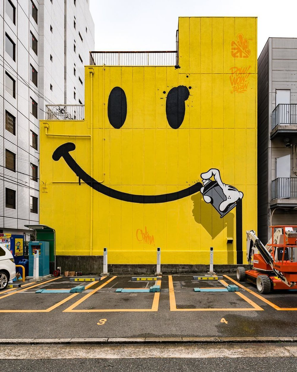 Mural by Slick