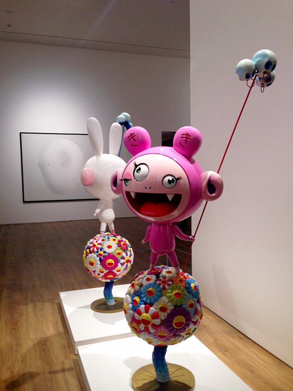 Kiki  (2000) by Takashi Murakami
