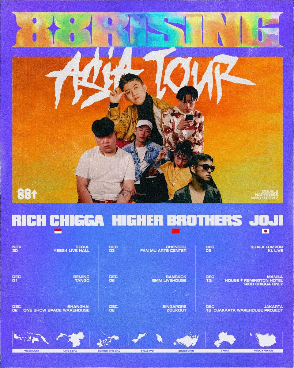 30 November 2017; 88 Rising Tour with Rich Chigga; Seoul, South Korea; Globetrotter Magazine 02.jpg