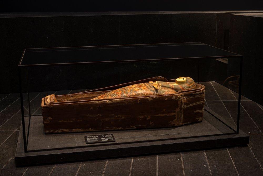 Sarcophagus of Princess Henuttawy
