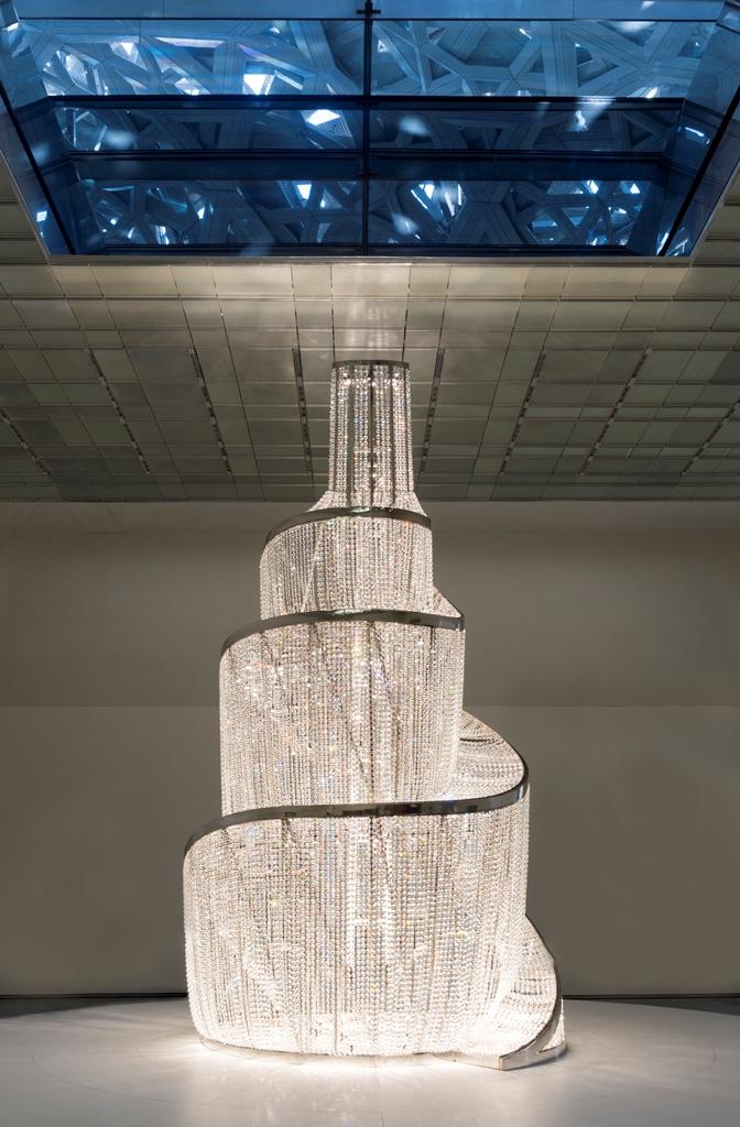 """Ai Weiwei, """"Fountain of Light"""""""