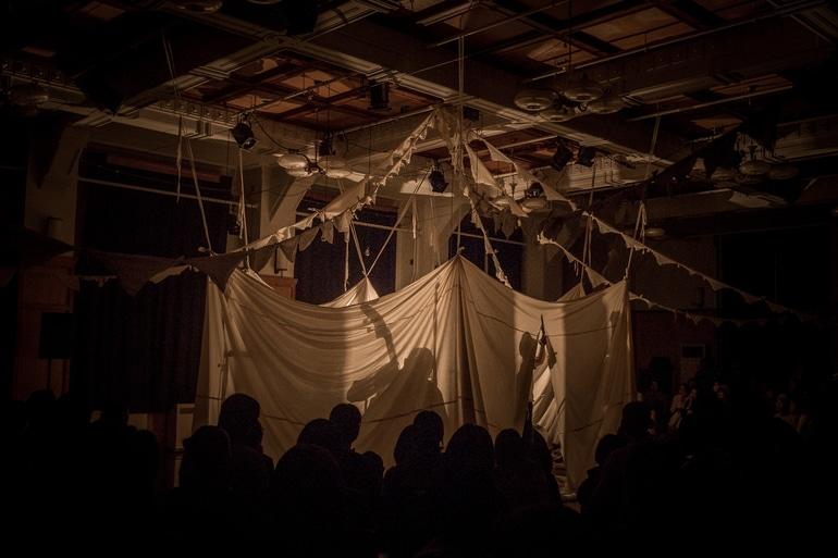 Circo de Sastre - A Modern Circus from Japan by musicians Daiho Soga and Gandhi Nishigaki of Cinema dub Monks, designer Takayuki Suzuki and lighting artist Takashi Watanabe  - 06.jpg