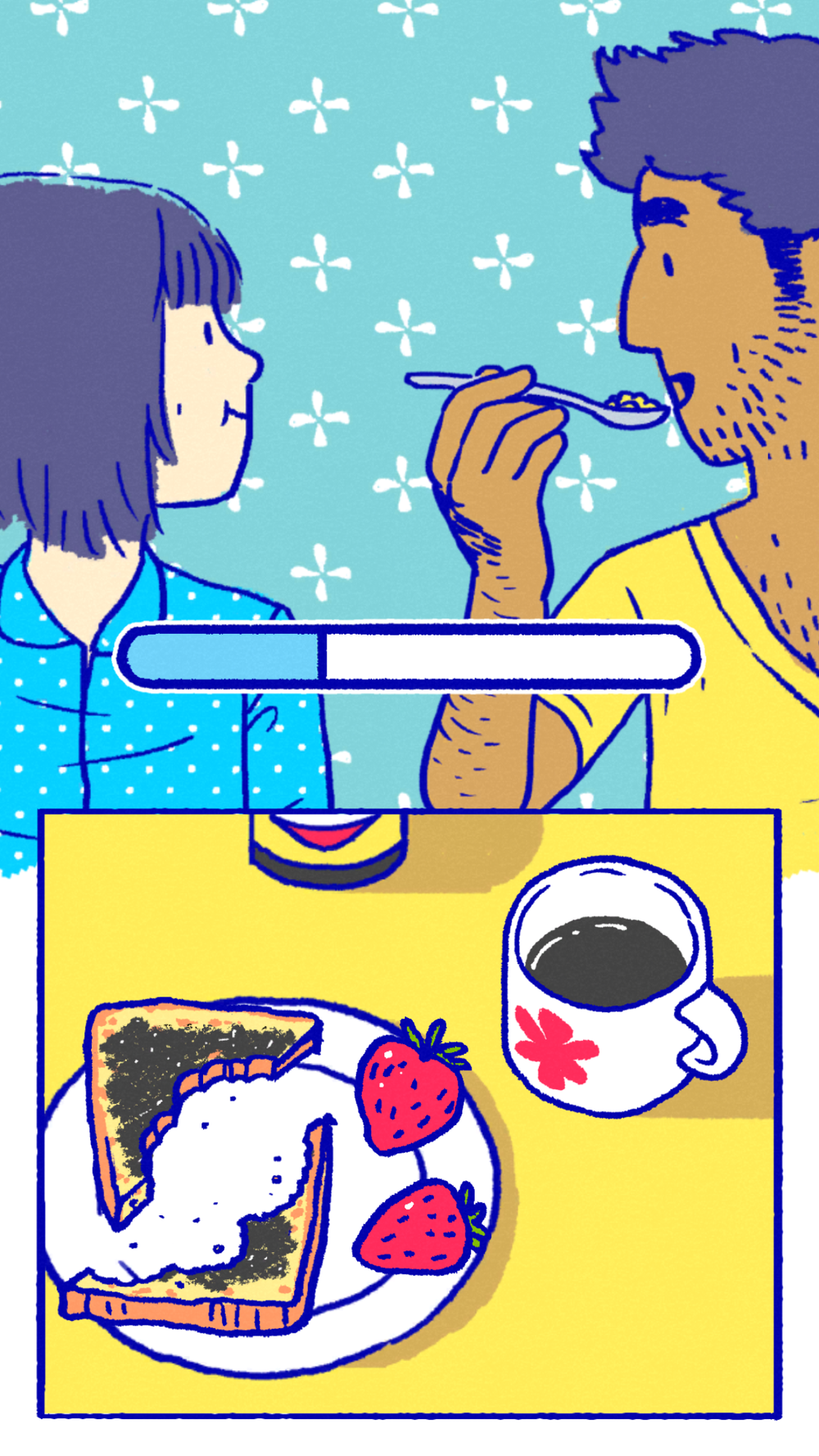 Florence, an interactive game, about 25-year-old Asian Australian's first love by Ken Wong - 02.png