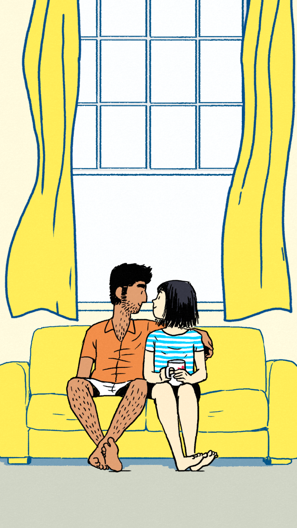 Florence, an interactive game, about 25-year-old Asian Australian's first love by Ken Wong - 03.png