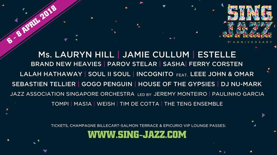 6 - 8 april 2018; singapore international jazz festival or sing jazz; singapore; globetrotter magazine.jpg
