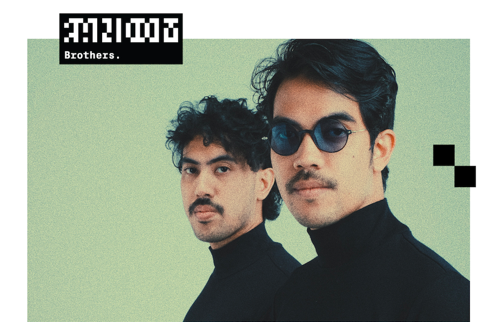Globetrotter Magazine presents Variations in Sound series where we discover music prodigies from Southeast Asia - Part 2 featuring Random Brothers by Blood from Indonesia who uses modular synth to create their music - thumb.png