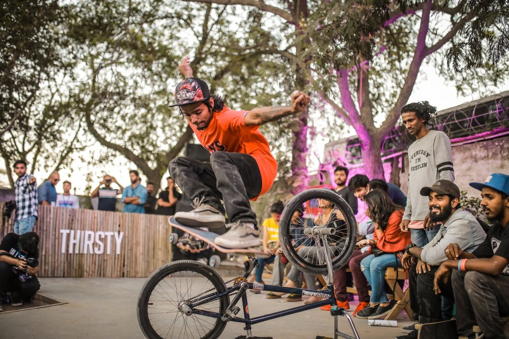Homegrown India presents HGStreet in Mumbai on March 18, 2018, a celebration of sneaker and street cultureCopy of 976A6107.jpg