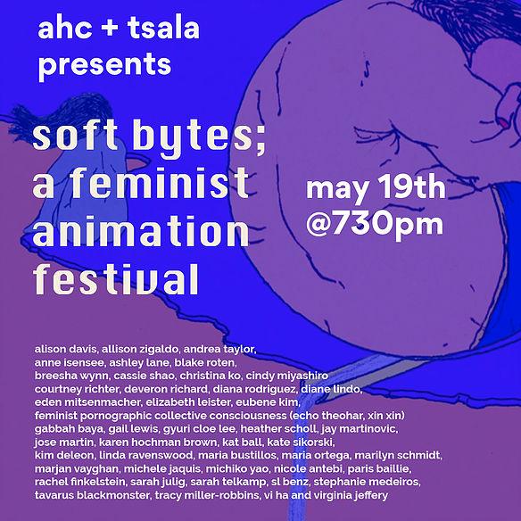19 may 2018; soft bytes a feminist animation festival; los angeles, usa; globetrotter magazine.jpg