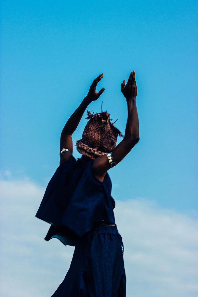 A Spirit  by Daniel Obasi