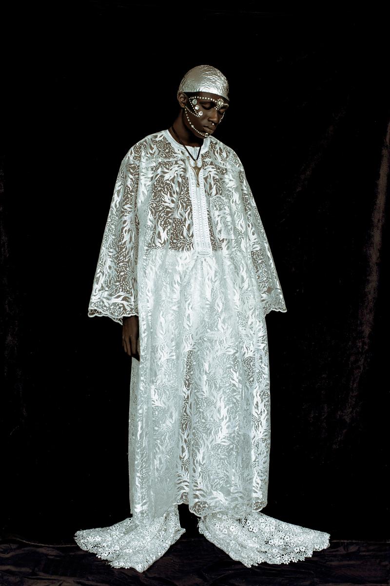 Abu as the Masquerade  by Ola Ebiti