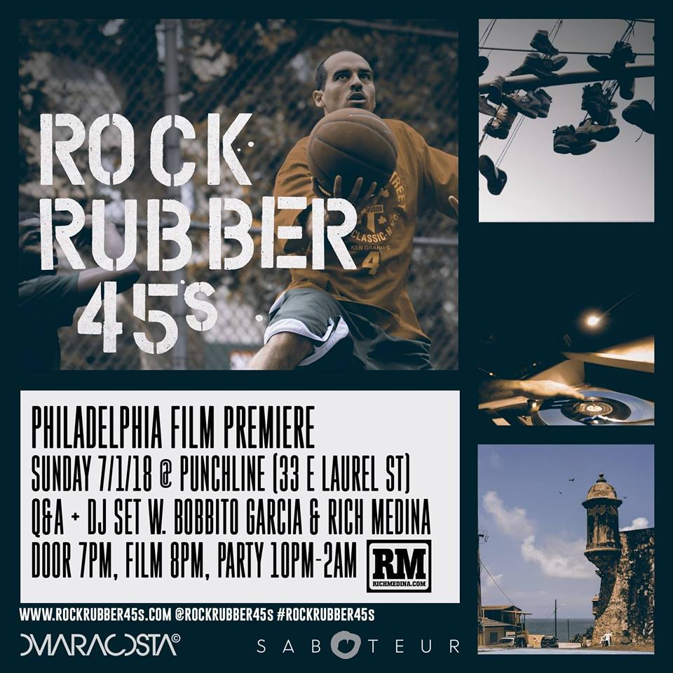 1 july 2018; bobbito garcia documentary screening rock rubber 45s; philadelphia; globetrotter magazine.jpg