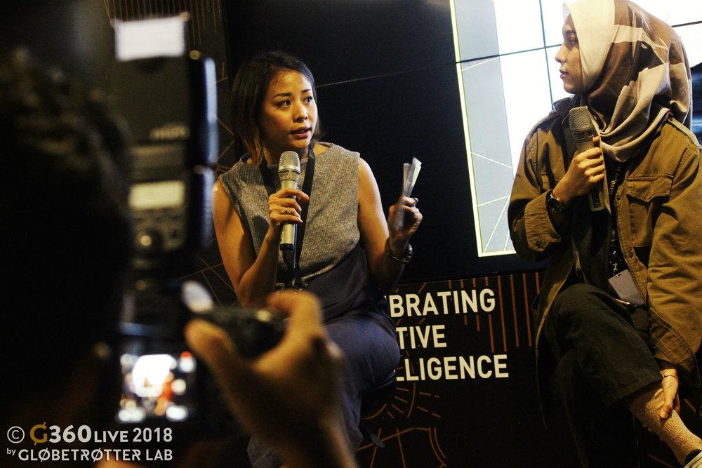 Aliya Amitra & Jenahara Nasution