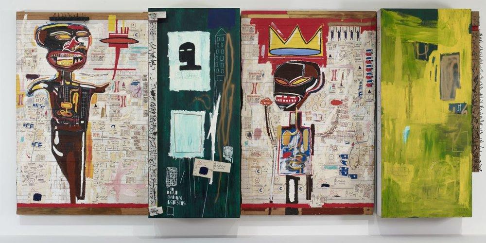 3 october 2018; jean michel basquiat exhibit at louis vuitton fondation; paris, france; globetrotter magazine.jpeg