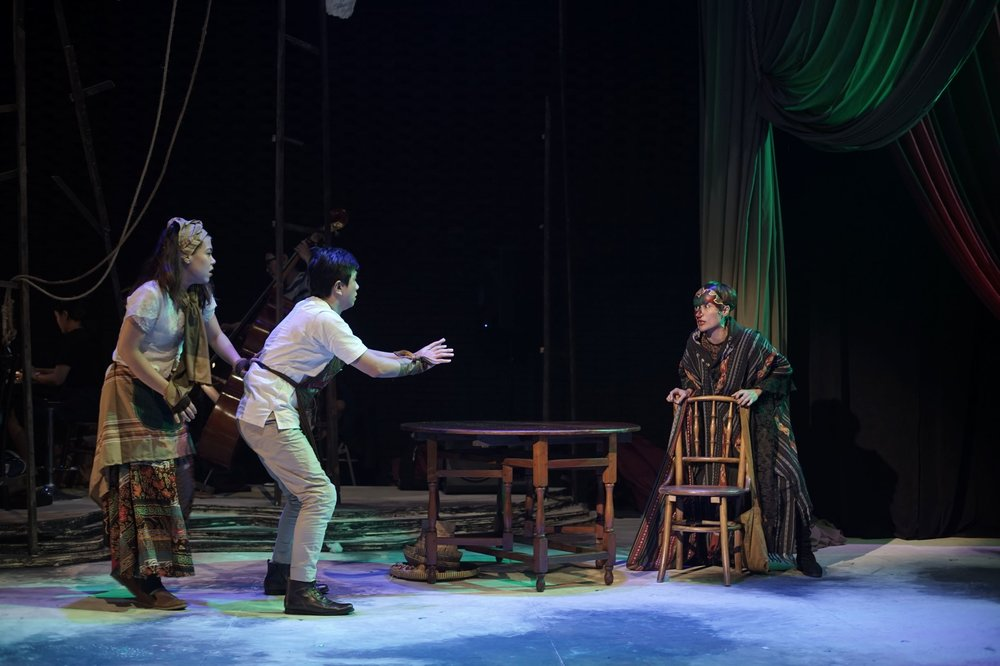 teman musical theater company based in jakarta presented their debut production, stephen sondheim's 'into the woods' - 01.JPG