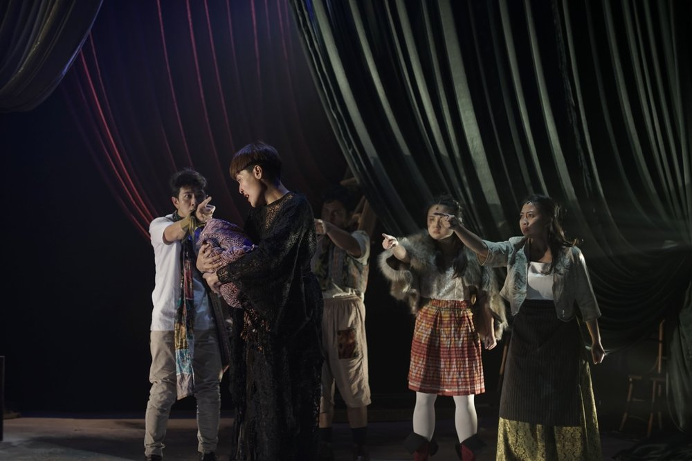 teman musical theater company based in jakarta presented their debut production, stephen sondheim's 'into the woods' - 14.JPG