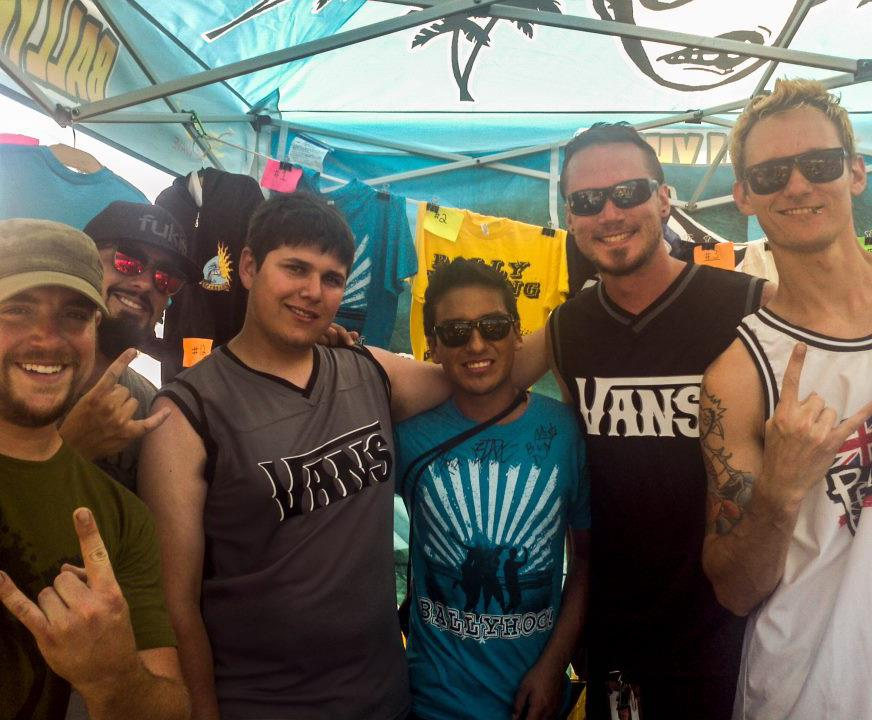 Personal Account - This is my favorite band Ballyhoo! Some time ago, they asked for help funding their newest album
