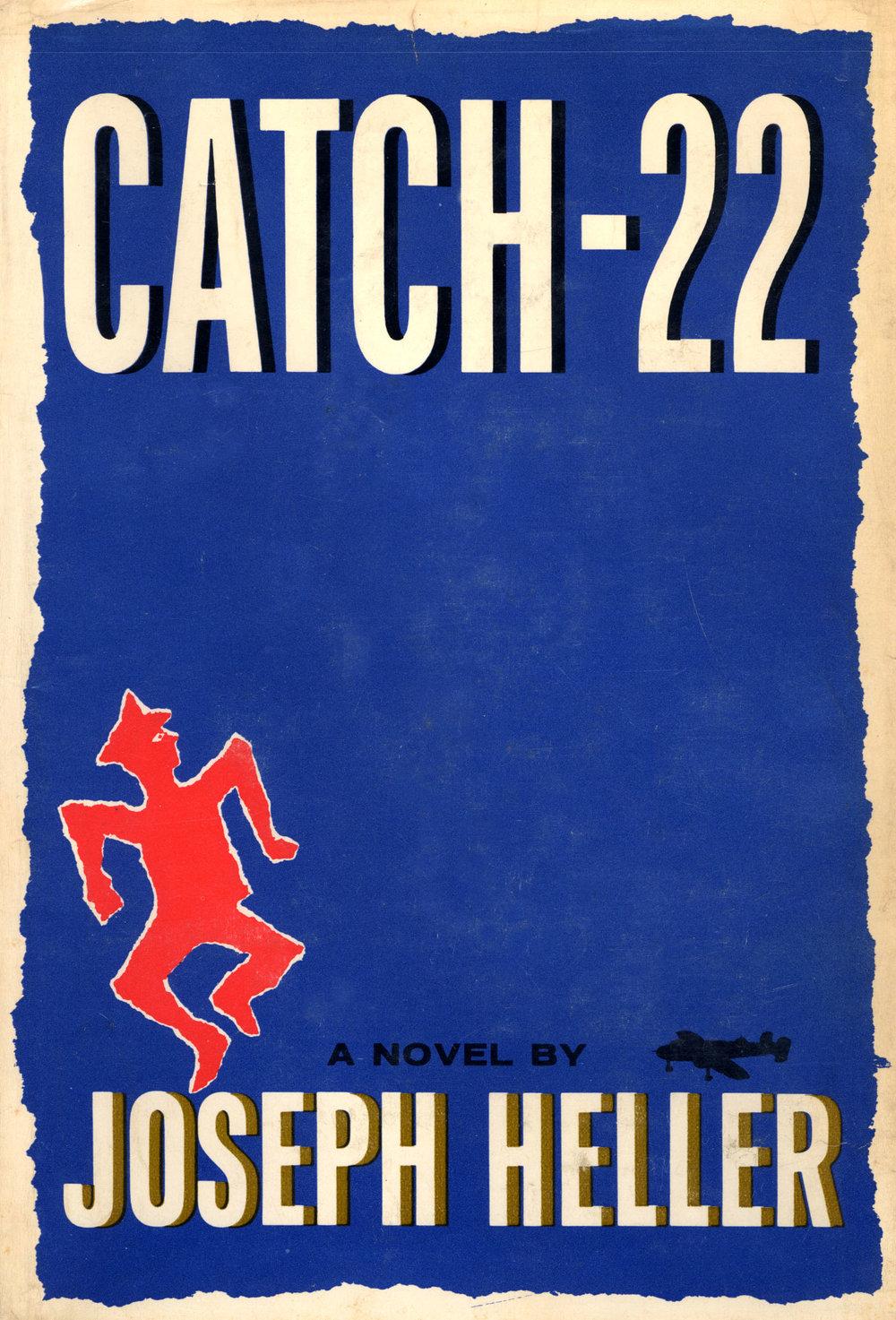 Catch-22 , Joseph Heller, 1961