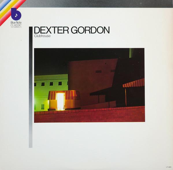 Griffith's design for Dexter Gordon's  Clubhouse  (LT-989)
