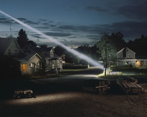 Gregory Crewdson, Untitled from the series  Twilight,  2001